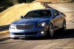 Chrysler Crossfire - That's why Crossfirefans never will have a tuesday blues. ;) #crossfirefans #crossfireforum #chryslercrossfire #cars #blues #tuesday #srt6