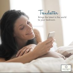 Bringing the latest in the world to your bedroom, the #Trendsetter collection from #BoutiqueLiving! #Luxury #Bedding #Modern #Trending