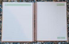 First Impressions   Erin Condren Notebooks 2016