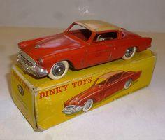 Dinky Toys Studebaker 24Y