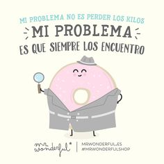 Mi problema.. Mr.Wonderful