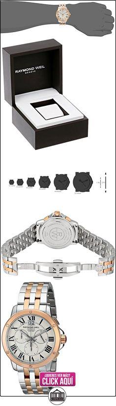 Raymond Weil Mens Tango Chronograph Watch 4891-SP5-00660  ✿ Relojes para hombre - (Lujo) ✿ ▬► Ver oferta: https://comprar.io/goto/B00J4OSPRS