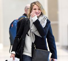 As Us Weekly exclusively reported on Dec. 19, Cameron Diaz and Benji Madden are engaged; she's recently been spotted wearing a ring on her left hand.