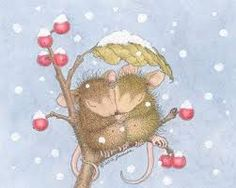 Image result for house mouse designs winter