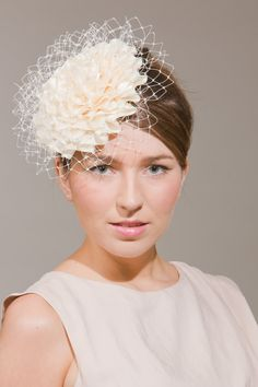 Ruffle 2012 by BethMorganMillinery on Etsy