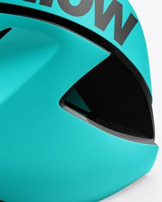 c54afcf55079 Cycling Helmet Mockup in Apparel Mockups on Yellow Images Object Mockups