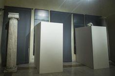 La censura delle statue ai Musei Capitolini