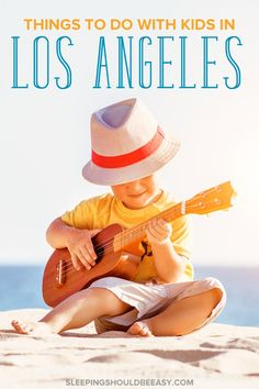 Looking for realistic things to do in Los Angeles with kids? These ideas are both family friendly and fun to do on your next trip to Los Angeles. Mom And Baby, Baby Love, Los Angeles With Kids, Stuff To Do, Things To Do, Kids Fever, My Pool, Kids Sleep, Play To Learn
