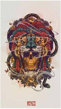 Guerrero jaguar  wallpaper by Blue2928 - d7bf - Free on ZEDGE™