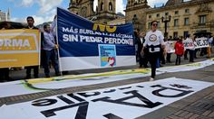Colombia's Congress approves a peace deal to end the 50-year conflict with the Farc rebels.