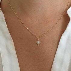 Opal star necklace dainty opal necklace Celestial jewelry starburst pendant gold necklace dainty necklace birthday gift for her _________________________________________________ Gold Opal starburst Pendant necklace D E T A I L S: Emerald Necklace, Diamond Solitaire Necklace, Gold Pendant Necklace, Dainty Necklace, Dainty Jewelry, Simple Necklace, Diamond Earrings, Star Pendant, Gold Jewelry