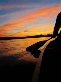 Cottage Canoe Ride