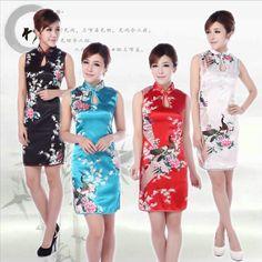397e135958c9 vestidos chinos para damas - Buscar con Google