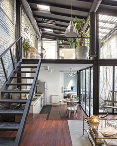65 amazing loft stair for tiny house ideas