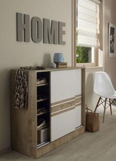 Shoe Cabinet Design, Shoe Storage Cabinet, Wardrobe Storage, Shoe Rack Furniture, Smart Furniture, Furniture Design, Home Depot Closet, Wall Shoe Rack, Entrance Hall Decor