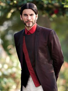 """""""I got crazy looks at Target and the gas station, but at Walmart, they didn't blink an eye.""""  – Wes Bentley, on the public's reaction to his Hunger Games beard in North Carolina while shooting the film, to PEOPLE"""