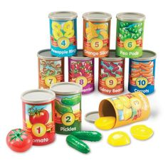 Pretend Food, Play Food, Pretend Play, Learning Toys, Learning Resources, Early Math, Imaginative Play, Fine Motor Skills, Educational Toys