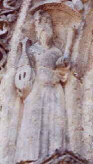 Notre-Dame de la Couldre  PARTHENAY  XII° S. - Pinterest