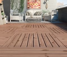 Baldosa PINO 100X100 CM - Leroy Merlin Garden Deco, Terrazzo, Deck, Outdoor Decor, Table, Furniture, Home Decor, Wood Floor Tiles, Outdoor Flooring
