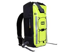OverBoard Waterproof ProVis Backpack Yellow 20Liter *** Details can be found by clicking on the image.Note:It is affiliate link to Amazon.