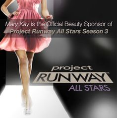 How to get the Mary Kay WINNING Look from Project Runway All Stars 11/14 episode and GIVEAWAY #Giveaway
