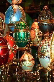 """So signature Russian ~ """"riddle, mystery, & enigma"""" vibe.  Faberge eggs.."""