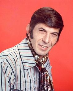 Mission Impossible: Leonard Nimoy as The Great Paris