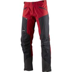 We can not do a trek without our Lundhag pants. Comfortable, really good looking and unbelievably practical with great materials! Worth every penny...