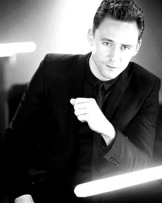 @Christina Childress M , I have a theory - Tom Hiddleston is sort of afraid of bright colors.  Face it - he wears mostly grey, black, and white. xP  He has a fear of color. :)