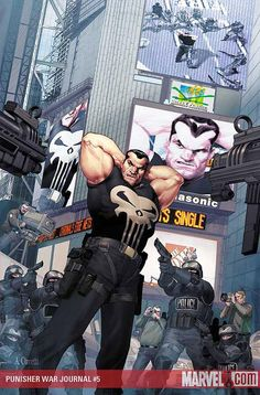 Photo of Punisher for fans of Frank Castle(The Punisher) 14007793 Marvel Comic Character, Comic Book Characters, Comic Book Heroes, Marvel Characters, Comic Books Art, Comic Art, Book Art, Marvel Comics Art, Marvel Vs