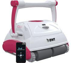 Robot électrique connecté BWT Ligne D - Robot Piscine Dolphin, Bad Room Ideas, Filter, Buses, Home Appliances, Pool Ideas, Distance, Ebay, Pools
