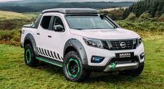 Aprovechando la feria IAA de vehículos comerciales de Hannover, en Alemania, Nissan ha presentado un prototipo basado en la pick-up Nissan NP 300 ...