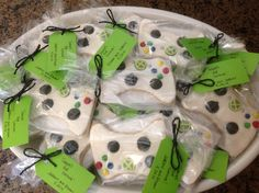 Xbox controller cookie favors
