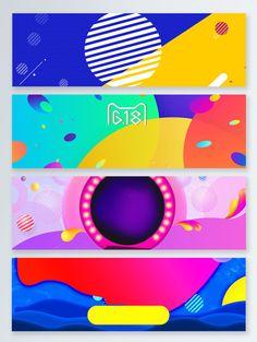 modern purple sale banner poster background heypik pinterest