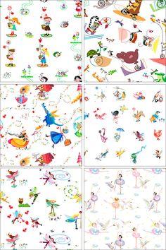 Preciosas telas infantiles Made in Spain - Inkalily Fabrics