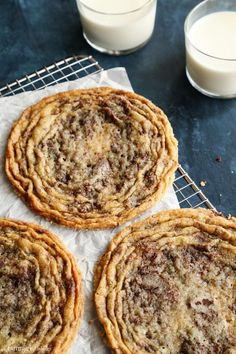Chocolate Chip Cookies from The Vanilla Bean Baking Book #chocolatechipcookies #cookies