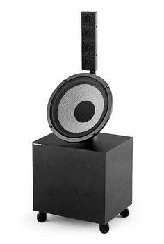 Another superior speaker, Gradient 1.0/1.1, not as famous as Genelec but a better choice if you also want design to be part of the deal...