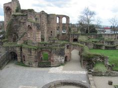 Roman baths...this city is full of Roman ruins and they are finding more all the time.  Truly wonderful city to visit