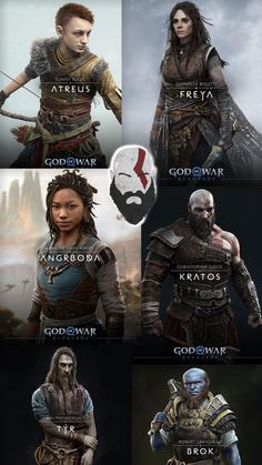 Kratos God Of War, Overwatch, Video Games, Anime, Movies, Hs Sports, Games, Videogame Art, Videogames