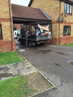 Gallery of Rubbish Removals work | London Rubbish Collection - Waste Removal Easy Solution