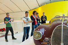 Enzo Ferrari Museum by @Asgeir Pedersen