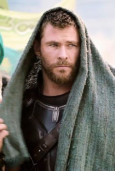 I just realized that this is the Asgardian equivalent to wearing a baseball cap and hoodie to look inconspicuous