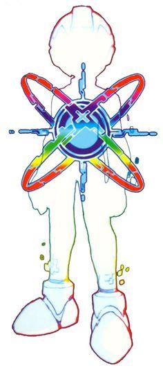 Spirit - Characters & Art - Mega Man Zero 4