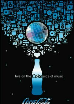 Live on the Coke side of music