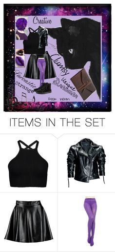 """""""Express yo self"""" by alishataylor ❤ liked on Polyvore featuring art"""