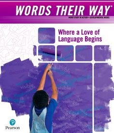 The word study activities in the Words Their Way program target the 5 research-based developmental stages of spelling. This evidence-based program teaches and assesses word knowledge through the exploration of word patterns and relationships. This approach to spelling allows for differentiation, personalization, and small-group instruction. WTW is now available in a digital format, making it even easier to integrate into a balanced literacy program.
