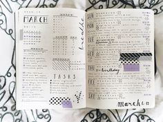 "organizng: "" a completed week!! super purple!! please disregard the fact that I wrote sun instead of sat on my daily spread!! """