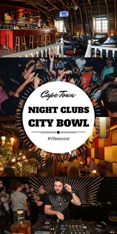 Home to famous party streets such as Long street, Loop Street and Bree Street, the City Bowl has a carnival flavour to it all year round. Night Club City, Night Life, Bars And Clubs, Hot Beach, Tourist Trap, Like A Local, Africa Travel, City Streets, Best Cities