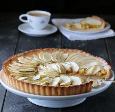 FRANSK EPLETERTE A Food, Food And Drink, Apple Pie, Baking, Desserts, Recipes, Caramel, Tailgate Desserts, Deserts