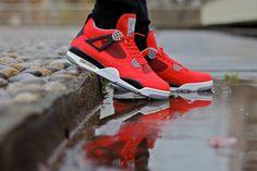 Frems PC Air Jordan 4 Toro 930x619 Sport Wear, Jordan 4, Shoe Boots, Shoes, Supreme, Sneakers, Air Jordans, Baskets, Kicks